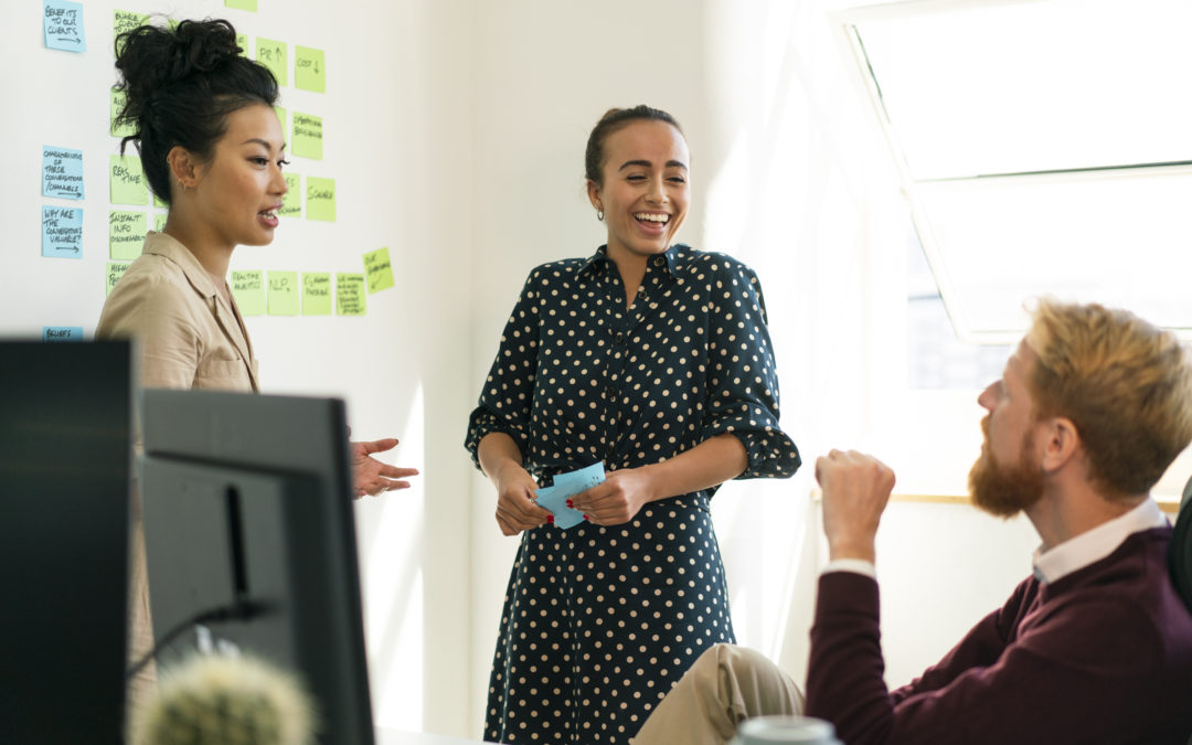 Re-Engaging the Workforce
